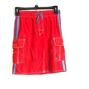 Boys old navy bathing suit